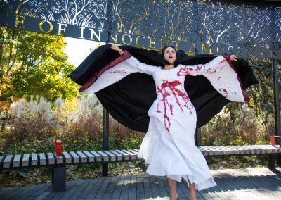 Halloween at Kew Gardens Toronto 0O7C6711